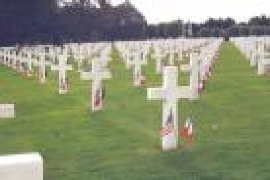 Bayeux, França: cimetière us omaha beach