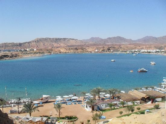 Aqua Blu Sharm : the beach