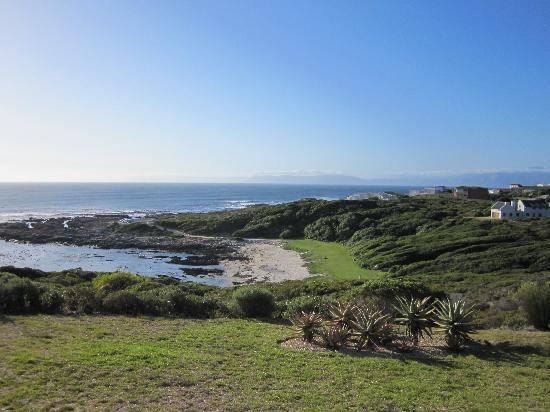 Crayfish Lodge Sea & Country Guest House: Ausblick