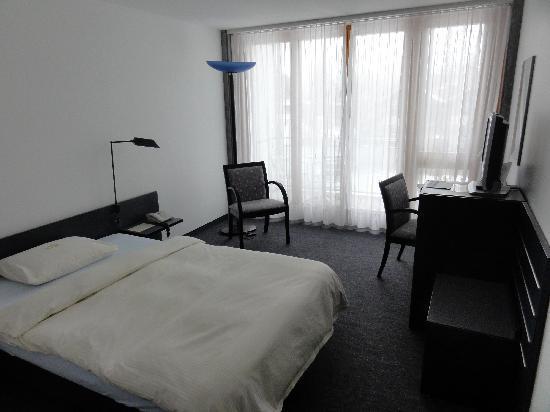 Artos Interlaken: Chambre