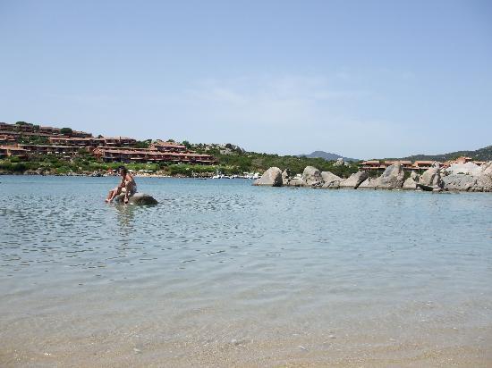 Baia de Bahas - Apartments & Resort : Spiaggia GOLFO DI MARINELLA