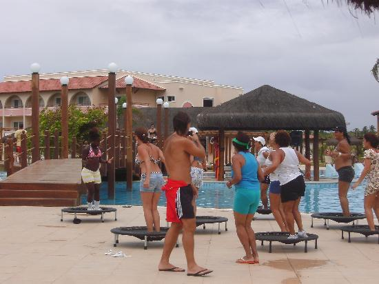 Grand Palladium Imbassai Resort & Spa: Actividades