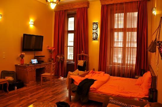 Budapest Royal Suites: Aladin room