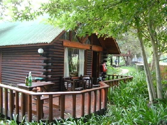 Tsitsikamma Lodge: Our lodge