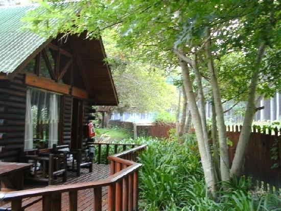 Tsitsikamma Lodge : Lodge