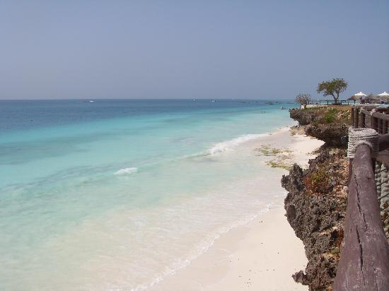 Royal Zanzibar Beach Resort: ristorante vista mare