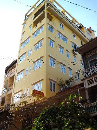 Golden House International: The Golden House hotel