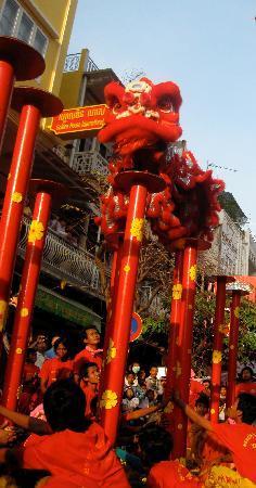 Golden House International: Chinese New Year Celebrations
