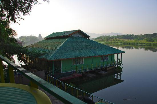 Photo of Sam's River Rafthouse Kanchanaburi