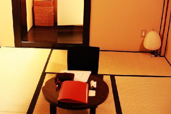 Kyomachiya Ryokan Sakura Honganji: Japanese style room