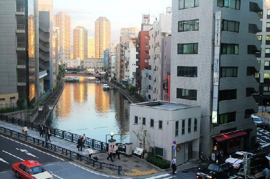 Hotel Sardonyx Tokyo : Scene from the room