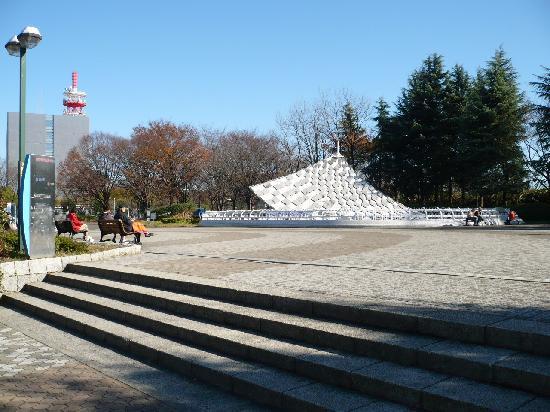 Tokorozawa, Япония: 壁泉