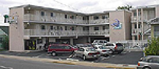 Bay Breeze Motel: Motel