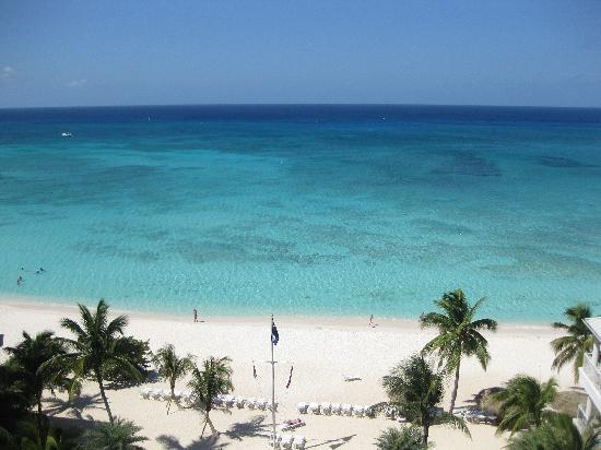 Caribbean Club : View from the suite