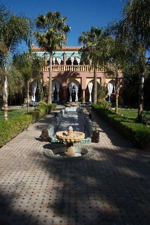 Villa Guest & Spa : Front of Hotel Villaguest