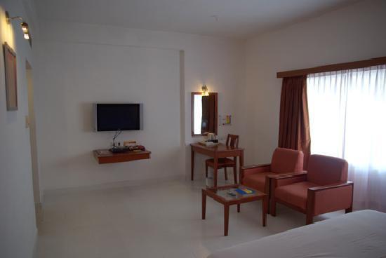 Comfort Inn Marina Towers: chambre