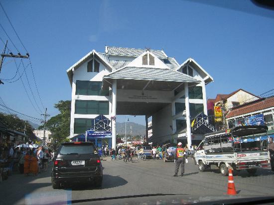 ミャンマー入り口
