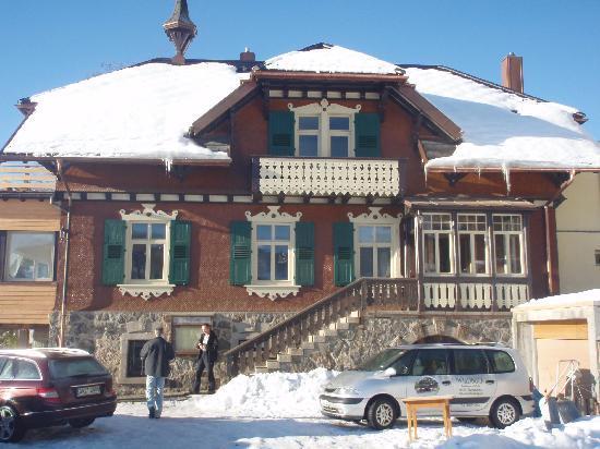 Hotel - Villa Herrihof