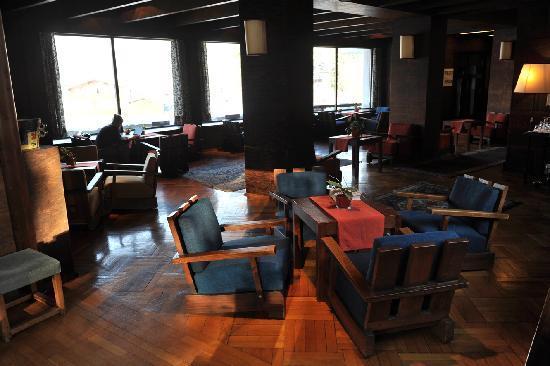 Hotel Berghof: Lobby