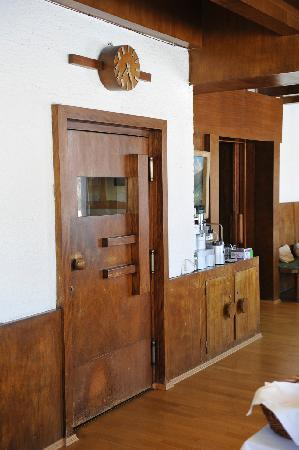 Hotel Berghof: Speiseraum