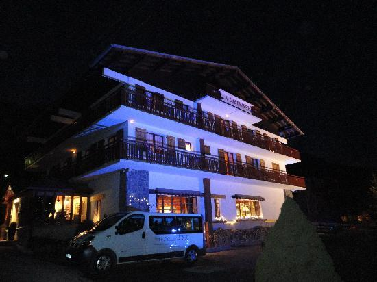 Chalet Hotel La Chaumiere: Hotel Chaumiere