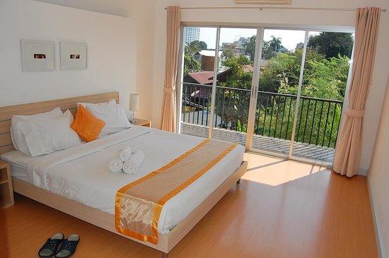 Studio 99 Serviced Apartments: Studio 99 Apartments - Bedroom