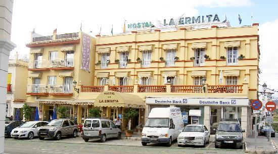 Hostal Restaurante la Ermita