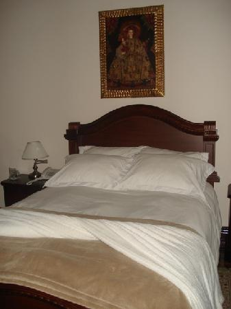 Hotel San Pedro de Riobamba: Wonderful room