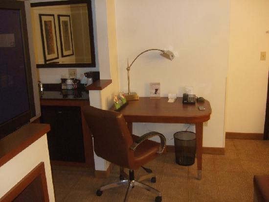 Hyatt Place Memphis Primacy Parkway: Desk