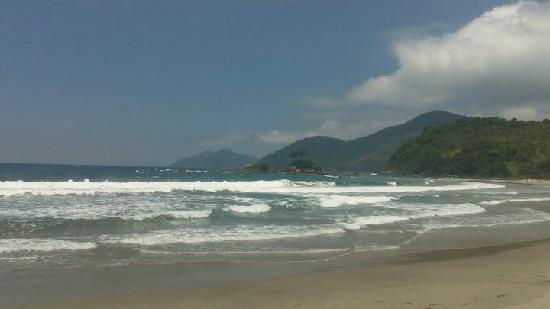 Ilhabela, SP: Playa de Castelhanos