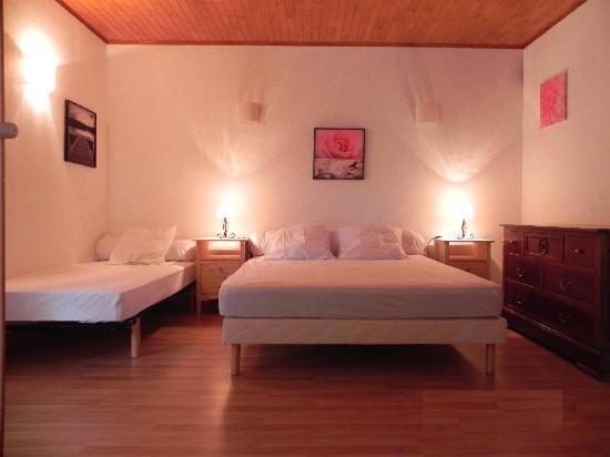 Domaine Salinie: Une chambre