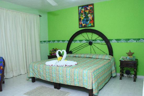 Hotel Posadas Addy: habitacion tipo king size