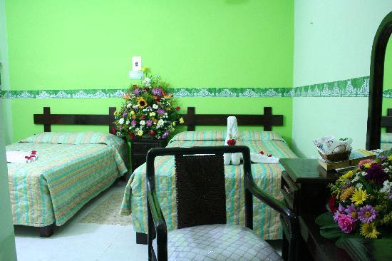 Hotel Posadas Addy: nuestras habitaciones dobles