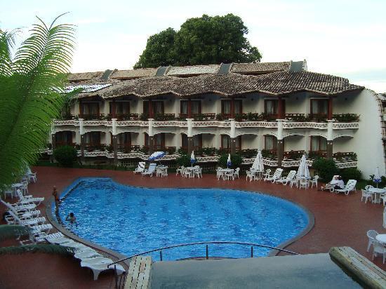 Best Western Shalimar Praia Hotel: Piscina