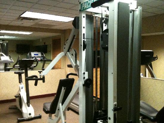Wingate Inn  D'Iberville : fitness center
