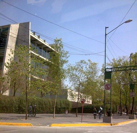 Biblioteca Vasconcelos. Buenavista. Ciudad de Mexico