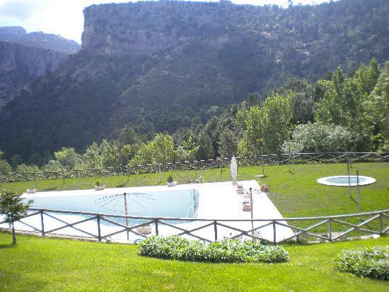Hotel Coto del Valle: PISCINA