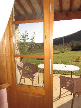 Agriturismo Il Serraglio: View from Terrace