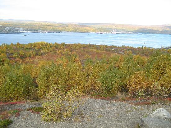 Murmansk, Russland: Nature.