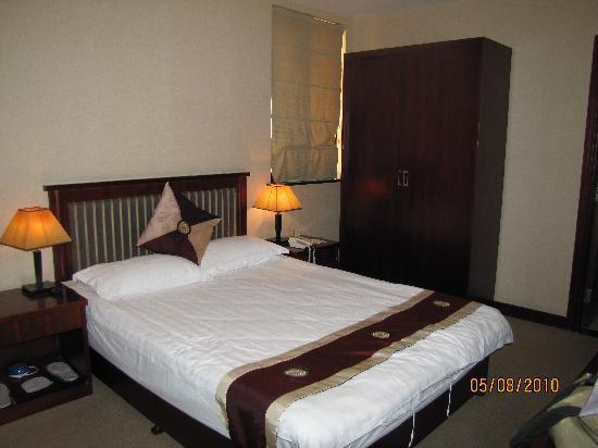 Riverside Hotel: la mia camera