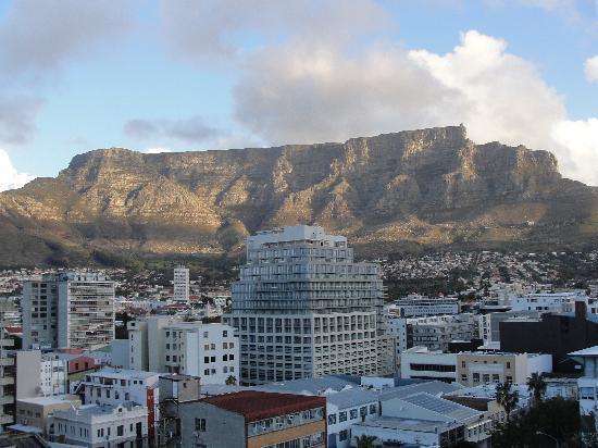 Cape Town Lodge: Vista desde el hotel 01