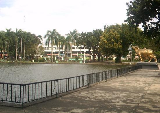 Capitol Lagoon Park : be relaxed