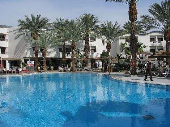 Leonardo Privilege Hotel Eilat : View from the window.