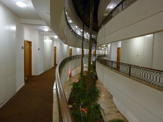 Leonardo Privilege Hotel Eilat : Inside - access to the rooms.