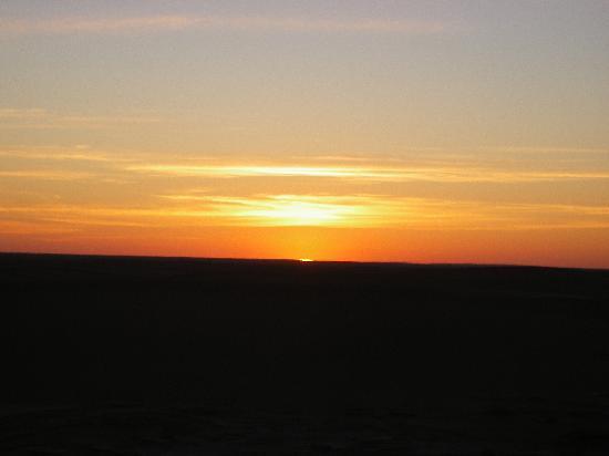 Moroccan Sahara : Alba nel deserto