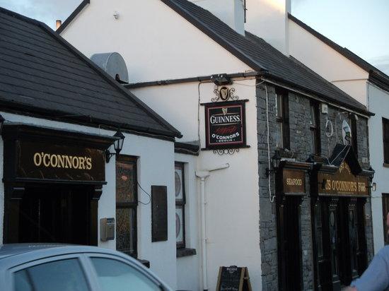 O'Connors Pub Doolin
