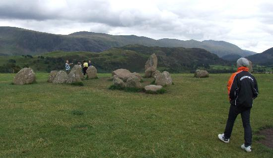 Castlerigg Stone Circle: a place to enjoy the view