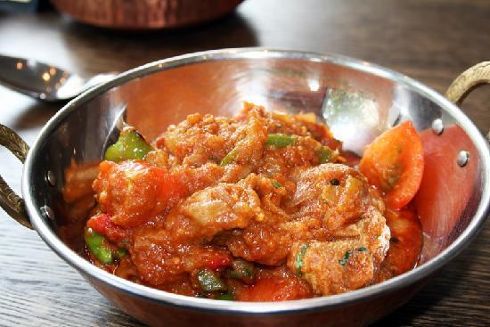 Kebabish Original: Lamb Karahi