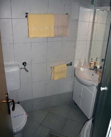 Orka Apartments: bathroom