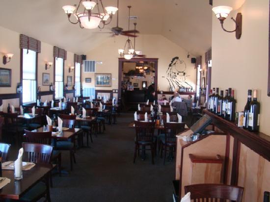 La Stazione : dining room